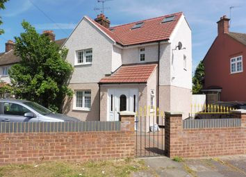 Thumbnail 5 bed semi-detached house for sale in The Harebreaks, Watford