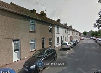Thumbnail 2 bed terraced house to rent in Vicarage Road, Gillingham