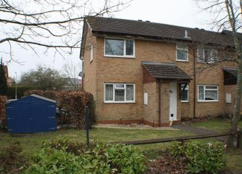 Thumbnail 1 bed maisonette to rent in Shackleton Way, Woodley, Reading