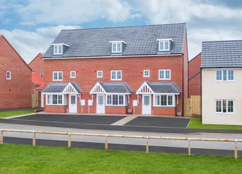 "Thumbnail 4 bed terraced house for sale in ""Woodbridge"" at Bay Court, Beverley"