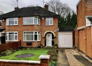Thumbnail 3 bed semi-detached house for sale in Westover Road, Braunstone, Leicester