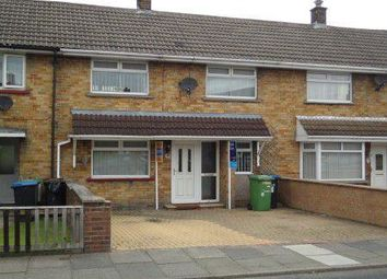 Thumbnail 2 bed terraced house for sale in Central Drive, Spennymoor