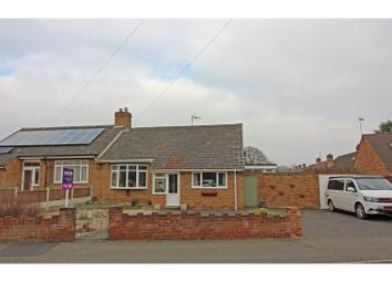 Thumbnail 3 bed semi-detached bungalow for sale in Wesley Road, Bilbrook