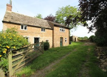 Thumbnail 3 bed cottage for sale in Main Street, Wakerley, Oakham