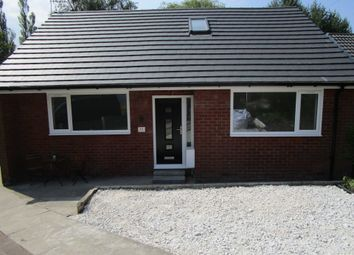 Thumbnail 4 bed detached bungalow for sale in Manor Drive, Royton, Oldham