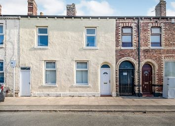 Thumbnail 3 bed terraced house to rent in East Norfolk Street, Carlisle