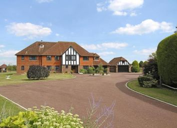 Thumbnail 5 bedroom detached house for sale in Handcross Road, Plummers Plain, Horsham, West Sussex