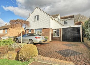 Thumbnail 4 bed detached house for sale in Myddleton Road, Ware