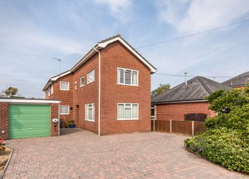 Thumbnail 4 bed detached house for sale in Parsonage Barn Lane, Ringwood