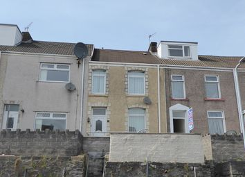 Thumbnail 2 bed terraced house for sale in North Hill Road, Mount Pleasant, Swansea