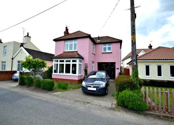 Thumbnail 3 bedroom detached house for sale in Bucklesham Road, Kirton, Ipswich
