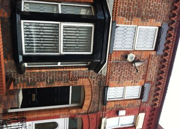 Thumbnail 3 bed terraced house to rent in Gwladys Street, Walton, Liverpool