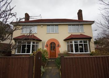 Thumbnail 4 bed detached house for sale in College Road, Crosby, Liverpool