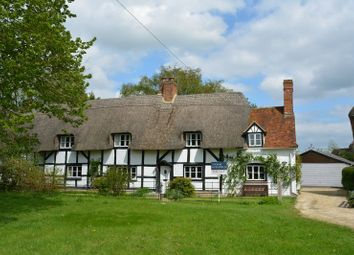 Thumbnail 5 bed semi-detached house for sale in The Green, East Hanney, Wantage