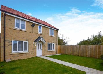 Thumbnail 4 bed detached house for sale in Avocet Close, Hornsea, East Yorkshire