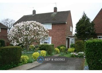 Thumbnail 2 bedroom semi-detached house to rent in Wheatley Road, Welwyn Garden City