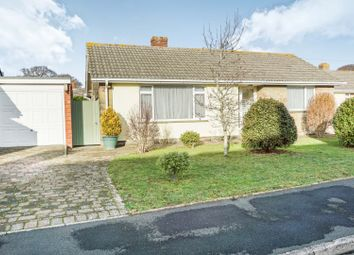 Thumbnail 3 bed bungalow for sale in Magdalen Crescent, Cowes