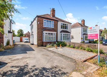 Thumbnail 3 bedroom semi-detached house for sale in Eppleworth Road, Cottingham