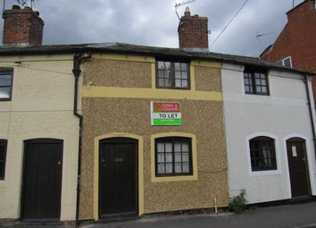 Thumbnail 2 bed terraced house to rent in Oak Street, Oswestry