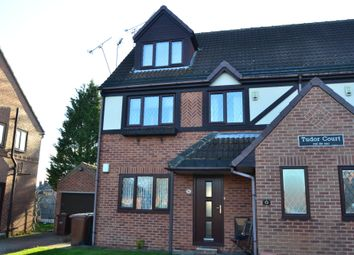 2 bed maisonette for sale in Tudor Court, South Elmsall, Pontefract WF9