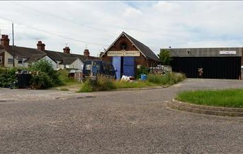 Thumbnail Commercial property for sale in The Workshop, Station Approach, Harwich