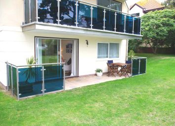 Thumbnail 2 bedroom flat to rent in Flat 1, Sandhills, 40-44 Banks Road, Sandbanks, Poole, Qf
