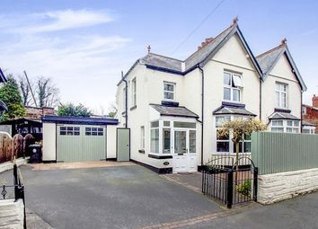 Thumbnail 2 bed semi-detached house for sale in Leighton Road, Parkgate, Neston