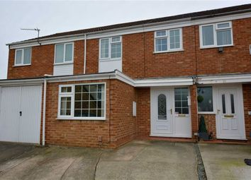 Thumbnail 3 bed terraced house for sale in Pennine Close, Quedgeley, Gloucester