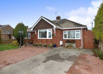 Thumbnail 2 bedroom detached bungalow for sale in Park Lane, High Ercall, Telford, Shropshire