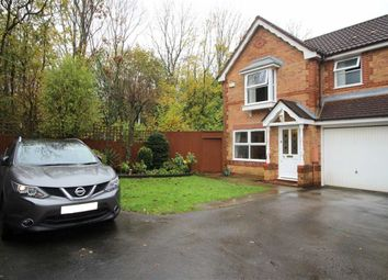 Thumbnail 3 bedroom semi-detached house for sale in Larchgate, Preston