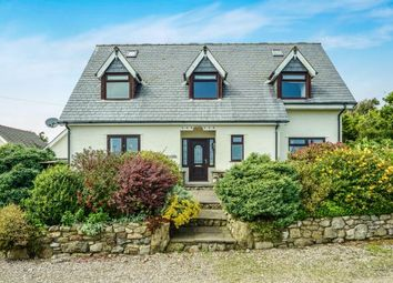 Thumbnail 4 bed detached house for sale in Lon Willis, Mynytho, Gwynedd