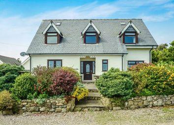 Thumbnail 4 bed detached house for sale in Lon Willis, Mynytho, Gwynedd