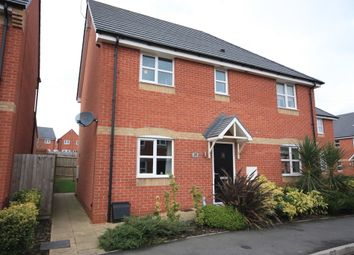 Thumbnail 2 bedroom flat for sale in Sandiacre Avenue, Brindley Village, Stoke-On-Trent