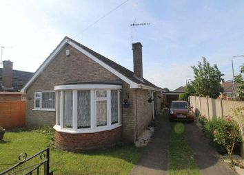 Thumbnail 3 bed detached bungalow for sale in Long Lane, Bradwell, Great Yarmouth