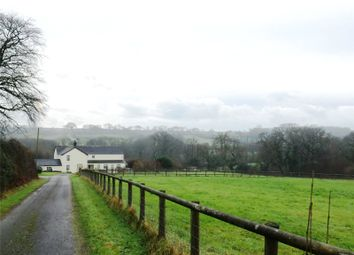 Thumbnail Farm for sale in College Farm, Llanfallteg, Carmarthenshire