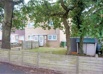 Thumbnail 2 bed end terrace house for sale in Tickleford Drive, Southampton