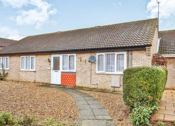 Thumbnail 2 bed semi-detached bungalow for sale in Sunsalve Ride, Toftwood, Dereham