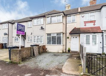 Thumbnail 3 bed terraced house for sale in Second Avenue, Dagenham
