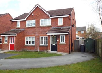 Thumbnail 3 bedroom semi-detached house for sale in Sandileigh Drive, Bolton, Greater Manchester