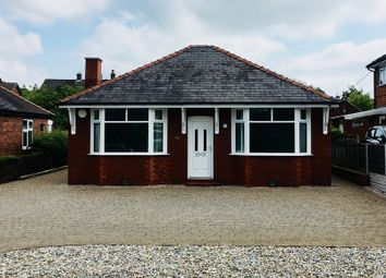 Thumbnail 2 bed bungalow to rent in Padgbury Lane, Congleton