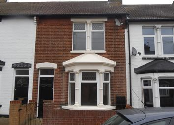 Thumbnail 3 bed terraced house to rent in Cavendish Avenue, Gillingham