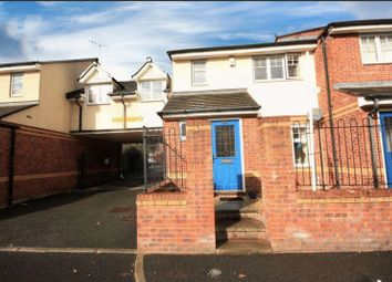 Thumbnail 3 bed terraced house for sale in 24 Croasdale Avenue, Manchester