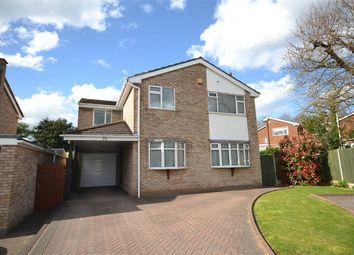 Thumbnail 5 bed detached house for sale in Jacklin Drive, Finham, Coventry, West Midlands