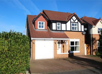 4 bed detached house for sale in Juniper Drive, Firgrove, Rochdale, Greater Manchester OL16