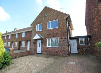 Thumbnail 3 bed property for sale in Murham Avenue, Goole
