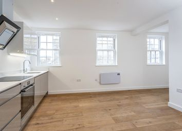 Thumbnail 1 bed flat for sale in East Street, London