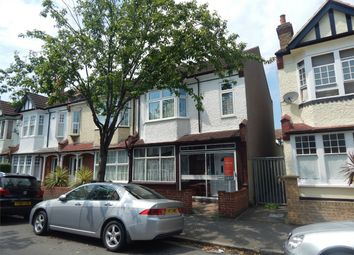 Thumbnail 3 bed end terrace house for sale in Clevedon Road, Penge, London