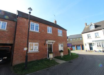 Thumbnail 3 bed link-detached house for sale in Ripley Close, Milton Keynes