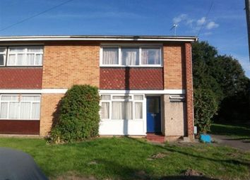Thumbnail 5 bed end terrace house to rent in Ilex Close, Englefield Green, Egham