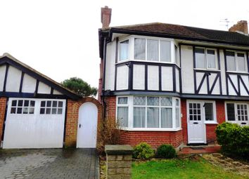 Thumbnail 3 bed end terrace house for sale in Tudor Gardens, London